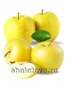 Яблоко Голден калибр 55+/ упаковка ±15 кг