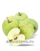 Яблоко Голден Раш калибр 80+/ упаковка ±15 кг