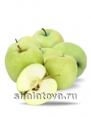 Яблоко Голден Раш калибр 70+/ упаковка ±15 кг